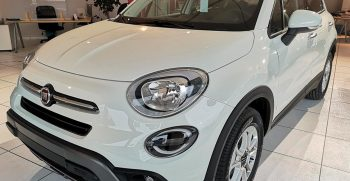 fiat 500x city cross 1.6mjt km 0 verona