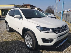 jeep compass met limited km 0 verona